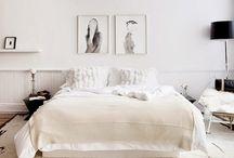 B E D R O O M / Bedroom inspirations -  Inspirations déco pour la chambre | #Bedroom #Decor #Chambre #déco