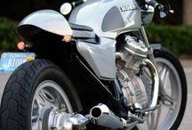 Honda GL500 & CX500