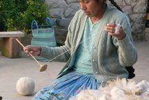 La laine à travers le temps et le monde / Utilisation de la laine à travers le temps et le monde
