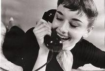 Audrey Hepburn / by Kara Webb
