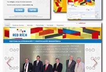 Red Rich / Somos un joven estudio de comunicación digital que integra el diseño, la comunicación y el desarrollo informático en un pool de servicios para nuestros clientes. Comunicación Digital Facebook: montajenlinea | Twitter: @montajenlinea