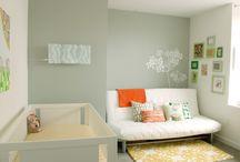 Kids room ideas / by Courtney Overgaard-Junas