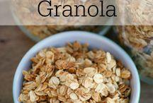 Granolas