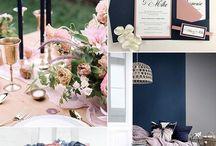 2018 Wedding Colors