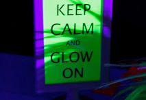 Neon party  / Fun ideas