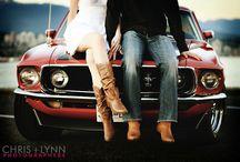 Couple - Car Moodboard