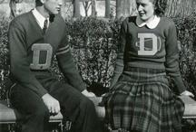 Vintage Unisex Kleidung