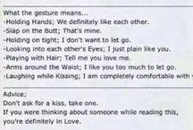what each kiss mean