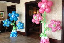 balonky a výzdoba