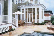 My Coastal Living Ultimate Beach House. / by Malibu Barbara