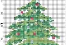 Cross Stitch Patterns / Kristy Miller tarafından