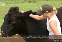 Awesome Farming Quotes / Photos of Rain Crow Ranch with farming and humanitarian  #quotes. / by Rain Crow Ranch