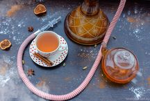 Чай к кальяну