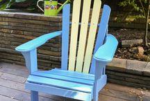 Fix My Adirondack Chair