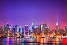 La grosse Pomme - NYC / Un jour j'irai à NYC....