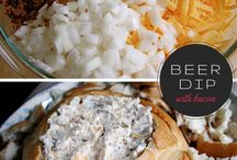 Dips and apps / by Natalie Marino