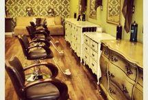 Salon.. :) / by Kera Kern