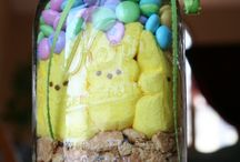 Here comes Peter Cottontail... / Easter and Spring ideas/inspirations / by K. Fourkiller-Gideon