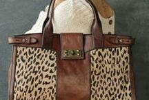 Purses, wallets,  bags, luggage / by Mary-Anne Hartley