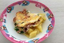 Hlavní jídla - vejce