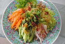 Asian Foods / by Jennifer Evans Mertes