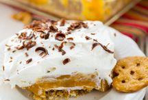 Pumpkin / Pumpkin, pumpkin pies, pumpkins in cookies, Halloween pumpkins, Fall, Autumn and Thanksgiving Pumpkin recipes and photos.  Who doesn't love pumpkin
