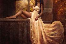 красивое платье :)