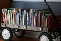 Book Decorating & Storage / by Addison Public Library