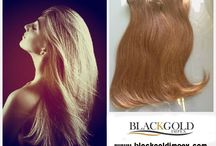 Hair Extensions for Christmas / Click on this board to know about the hair extensions which are available for the Christmas from BlackGold Impex.