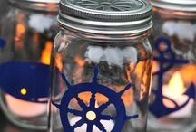 diy - mason jar lanterns