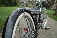 Custom bicycles / Custom chopper bicycles