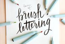 fancy writing