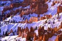 Utah's Southwest - Bryce Canyon NP and Cedar Breaks NM / Bryce Canyon National Park and Cedar Breaks National Monument - unique geology that will amaze...