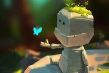 Tatlı robotlar