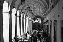 Antique trade in Arezzo (Tuscany)