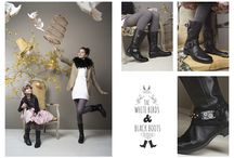 Ramdam Automne/Hiver 2014 / photos catalogue chaussures