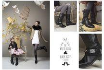 Ramdam Automne/Hiver 2014 / photos catalogue chaussures
