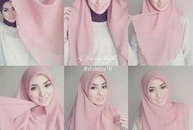 tutorial jilbab
