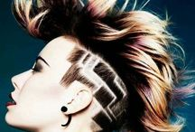 Andi hairstyle
