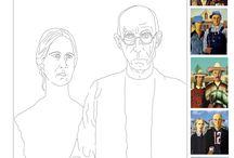 Art Class- TOC Ideas