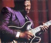 B B King classic rock photos / B B King classic rock photographs
