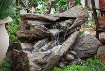 Natural DiY Waterfalls