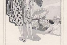 Vintage Design & Illustrations