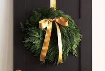 Dörrkransar - Dörrar / Dörrkransar, vår, sommar, jul, påsk, höst, vinter.  Dekoration. Till hem och hemkänsla hemtrevnad.
