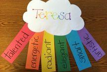 adjectives cloud