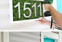 Home Number Ideas