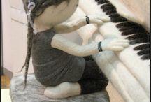 куклы sculptures