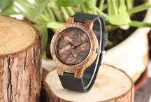 Wood Things / Wooden Watches, Products, Boats, timber things.