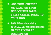 Fall Time Farm Fresh Cheese Challange! / Bob-White Systems is putting its own spin on Octobers National Cheese Month. Pick your favorite farm-fresh cheese (mozzarella, chevre or ricotta) and create a pinboard showing us why it tantalizes your taste buds. The pinboard that receives the most Likes - with images and recipes relating to your cheese of choice - will win a cheese kit from Bob-White Systems so that you can make your own farm-fresh mozzarella, ricotta or chevre at home! The contest ends November 3rd. / by Bob-White Systems