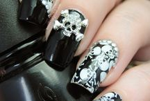 Nails   ♡ GOTHIC ♡